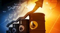 Crude oil predicted to hit $70 next year