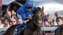 Jack Hobbs takes Dubai Duty Free at the Curragh