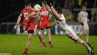 Tyrone v Derry - Bank of Ireland Dr McKenna Cup Final