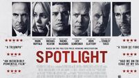 EXCLUSIVE! Never before seen Spotlight clip
