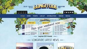 Longitude festival announce their first round of acts