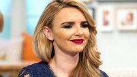 WATCH: Nadine Coyle's live TV make-up fail is all kinds of cringy
