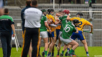 Limerick beat indisciplined Clare in Munster quarter-final