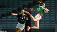 Kerry trounce Mayo to progress to Ladies Football semis