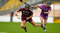 Late Niamh McGrath point sends Galway into the All-Ireland Camogie final