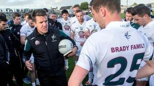 Jason Ryan steps down as Kildare football manager