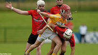 Antrim capture Ulster hurling title by slimmest of margins