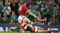 Joe Schmidt: Johnny Sexton milestone is 'hugely deserved'