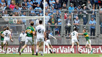 O'Donoghue injury overshadows easy Kerry win