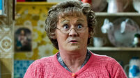 Brendan O'Carroll to feed 2,500 families on Christmas Day