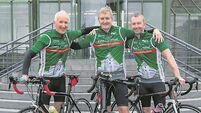 Trio cycle from Cork to Amsterdam to raise funds for Pieta House