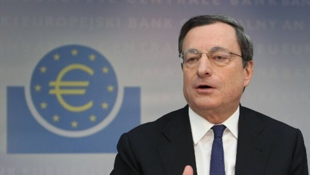 Draghi in this week's farewell can point to jobs growth