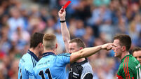 Dublin in last-ditch effort to have red-carded Connolly play