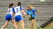 Dublin Ladies hold off Monaghan fightback to win quarter-final