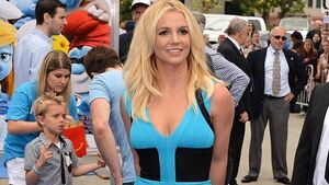 Britney Spears sets heart on big screen roles