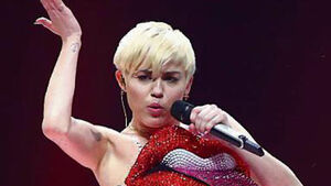 Miley Cyrus 'almost completes' new album