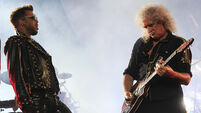 Lambert: Glastonbury would be 'fun' for Queen