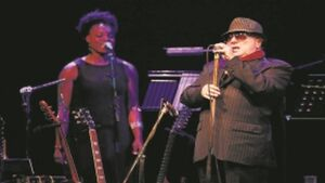 WATCH: Van Morrison celebrates his 70th birthday in Belfast
