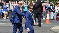 Ant: I was really emotional at Dec's wedding
