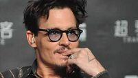 Depp sniffs out new line of work