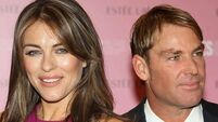 Liz Hurley and Warne broke up because it was 'too hard' to be together