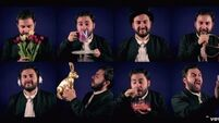 WATCH: X Factor's Andrea Faustini premieres video for debut single