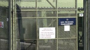 Watchdog raises 'significant' concerns over safety at Maghaberry Prison