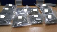 Gardaí make two arrests during cannabis seizures in Kildare and Dublin