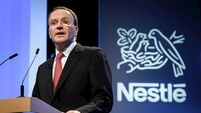 Nestle plans to return €18bn, seeks food acquisitions