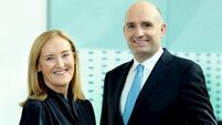 Deane named as first ever chair of law firm McCann Fitzgerald