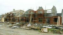 Housing shortage will not be met until 2018 says ESRI