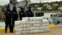 Ninth person jailed in connection with £160m cocaine seizure on yacht