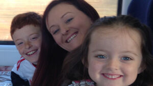 Lexi's mum: So hard that a family in grief must make donation decision to help our little girl