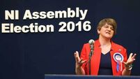 Arlene Foster hails DUP's 'tremendous' performance in North's elections
