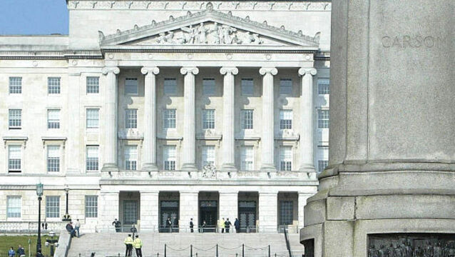 Parties begin talks to form new Stormont government