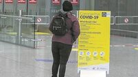 Coronavirus: Cork Airport sees significant drop in passengers
