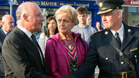 Commemoration brought tears, says widow of Garda Jerry McCabe