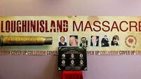 'Collusion is no illusion,' say families of victims of Loughinisland murders