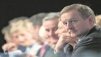 Kenny: Government must prepare for possibility of a border poll