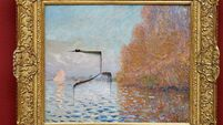 Man who punched €10m Claude Monet painting loses appeal against conviction