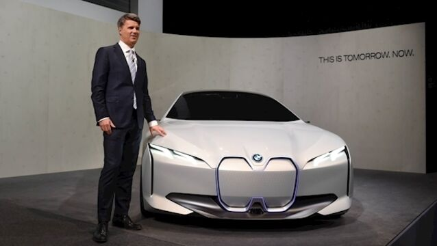 BMW to launch new battery-car online after Geneva show scrapped