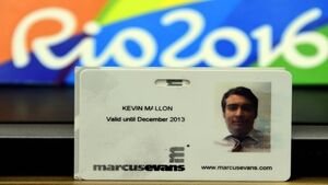 Kevin Mallon due in court in connection with Olympic ticket touting case