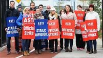 Latest: ASTI claims second-level teachers are 'being targeted and demoralised'