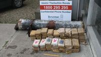 Revenue officers seize €5m of cocaine in Clare