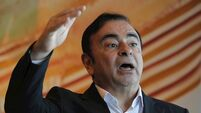 Lebanon receives Interpol-issued wanted notice for ex-Nissan chief Carlos Ghosn