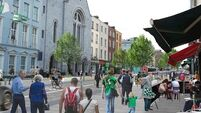 The revitalisation of Limerick's O'Connell street takes a step forward