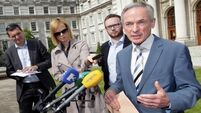 Richard Bruton: Politicians 'need to take the lead' after Ministers refuse €12k pay rise