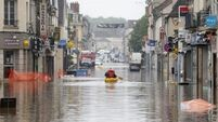 6 dead after rivers burst banks in Europe