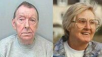 Retired scientist jailed for killing wife, 83, in row over duvet