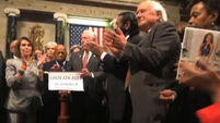 Democrats disrupt House with extraordinary sit-in protest over guns